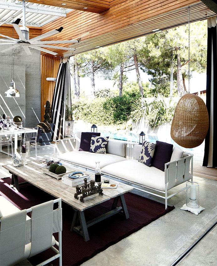 Summer House by Selina Kazazoglu summer house 2 #seat #sofa #design #furniture