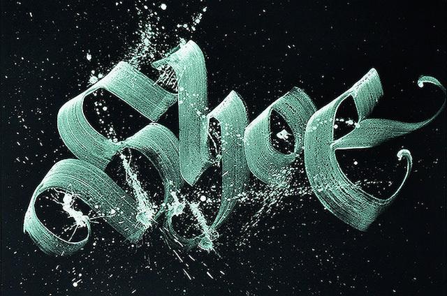 Calligraffiti by Niels Shoe Meulman – Fubiz™
