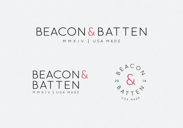 Beacon & Batten logos