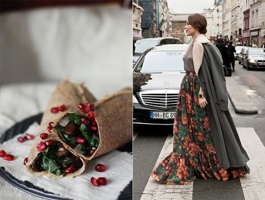 Miss Moss : Food & Fashion #fashion #food