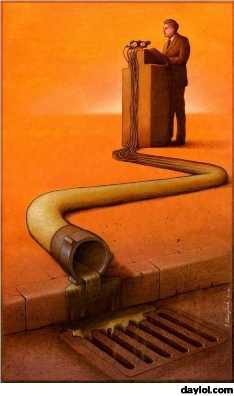 Politics #inspiration #design #graphic #illustration #art