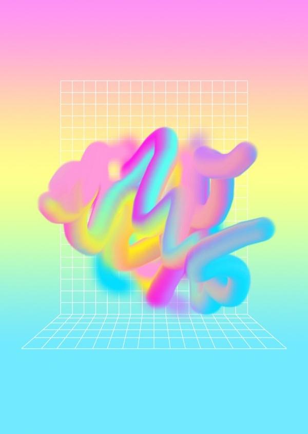 Jennifer Mehigan #abstract #phone #design #experimental #art