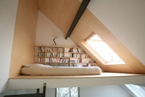 FFFFOUND! | YIMMY'S YAYO™ #design #bedroom #home #wood #furniture #architecture