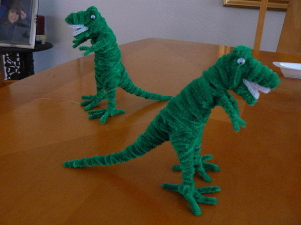 50+ Pipe Cleaner Animals for Kids #cleaner #pipe #kids #diy #animal