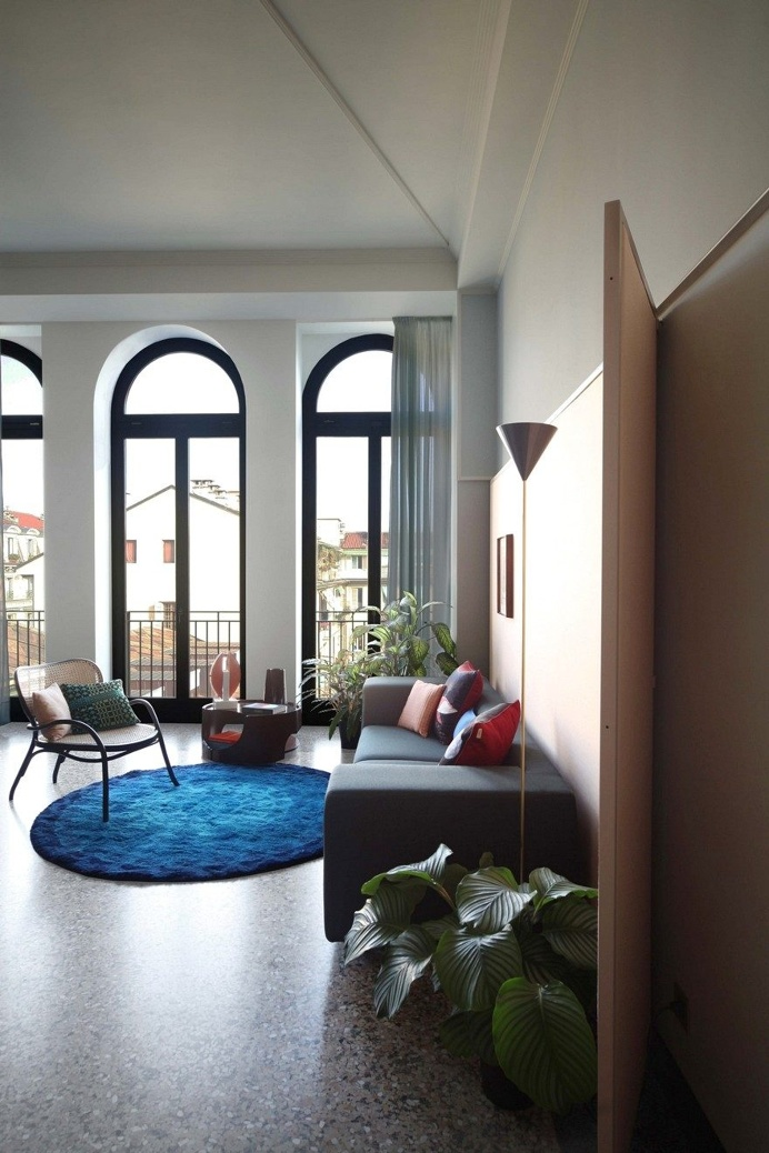 Renovation of an apartment in Turin 10