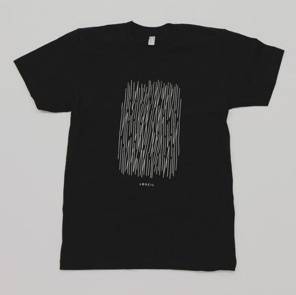 Loscil: European Tour 2013 Art & Design by D. Kim #tshirt #shirt #apparel