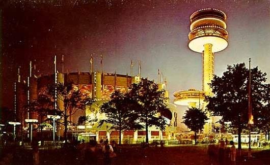 1964 World's Fair - New York State #fair