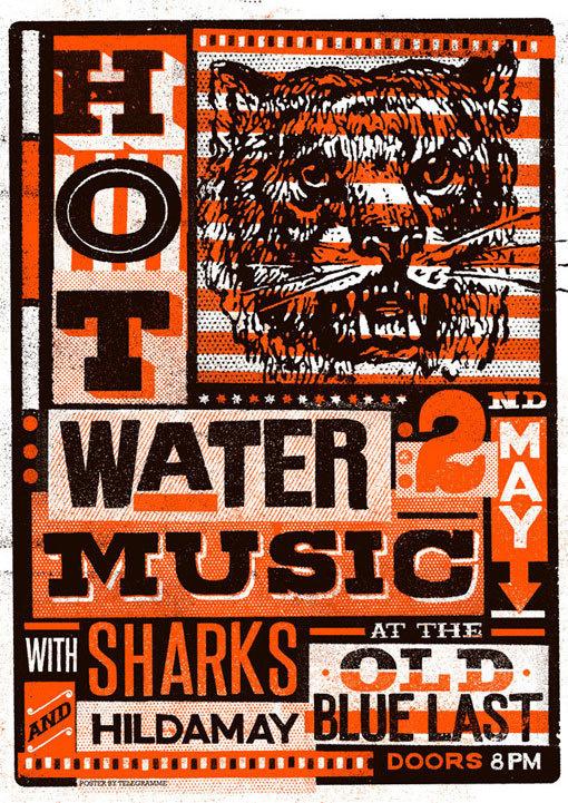 hwm #illustration #poster #typography