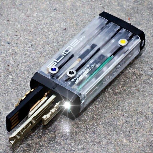 Keyport Slide 2.0 #tech #flow #gadget #gift #ideas #cool