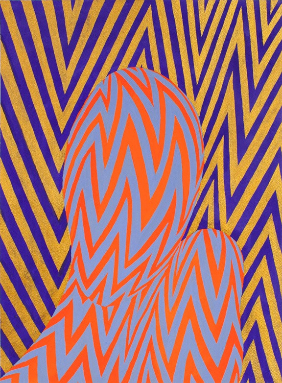 Sascha Braunig #illustration #pattern #art