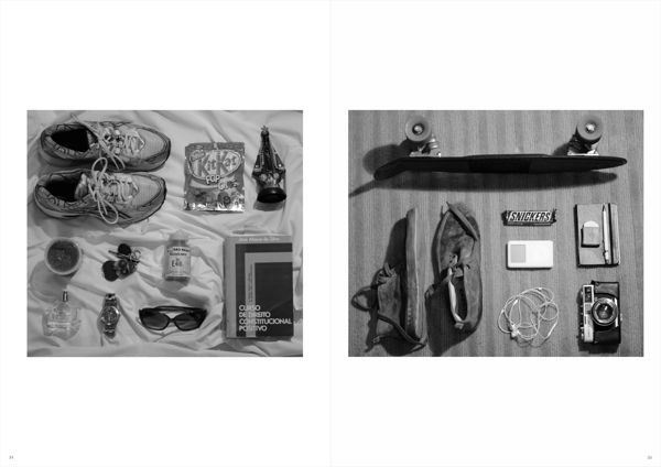 Unrape Magazine - photoshoot 4 #itens #neatly #photography #mmagazine #layout #organized