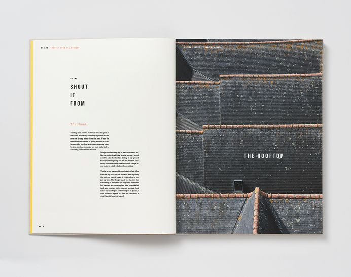 Sequential Magazine on Behance