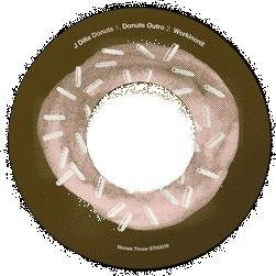 Donuts #inch #design #45 #record #seven