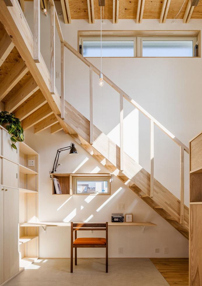 House in Motoyawata by SNARK + OUVI