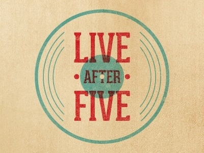 Dribbble - Live After Five by Candy Niemeyer #grind #the #simple #daily #life