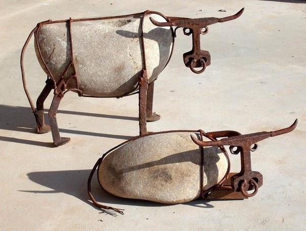 fucktum, imperiovida: As a Taurus I am particularly fond... #taurus #sculpture #stone