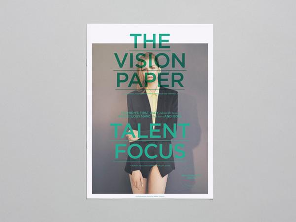 Good design makes me happy: branding #magazine