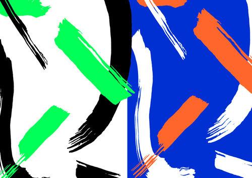 Pattern #ink #design #graphic #illustration #art