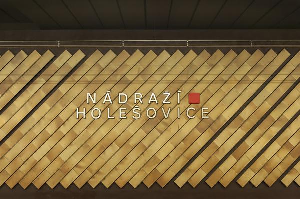 Prague Metro Typography #type #real #public #typography