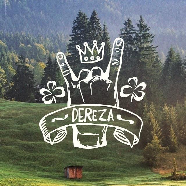 DEREZA – exclusive products from goat's milk #logo #design #identity #branding