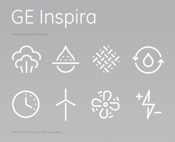 GE Corporate Zwerner Office #icons #ge