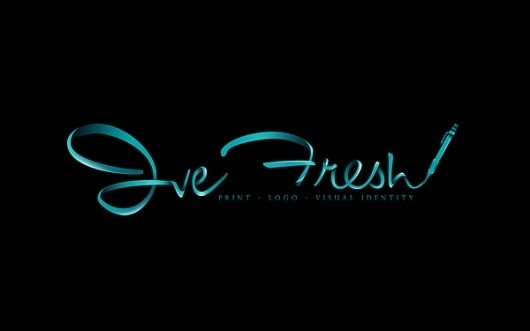 Ive Fresh identity on the Behance Network #logo #identity