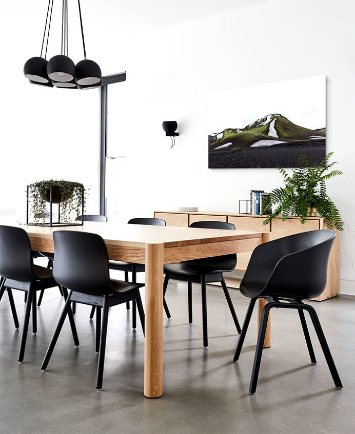 Fitzroy North Residence by Zunica Design - InteriorZine
