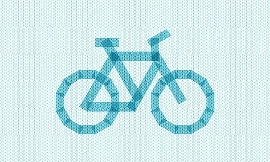 The Helix Trust | D8 - A Creative Agency #grid #bike