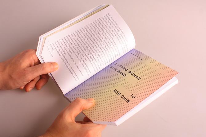 print, layout, gradient, spectrum