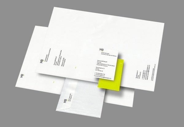 AMI — Graphic design #stationary