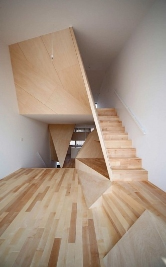 Stylish Small Town House in Japan #alphaville #architects #wood #architecture #japan #kyoto