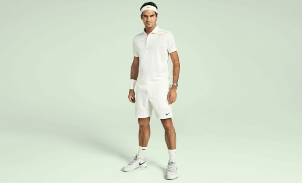 Exclusive! Here's what Roger Federer will be wearing at Wimbledon GQ.COM (UK) #clothes #nike #tennis #federer