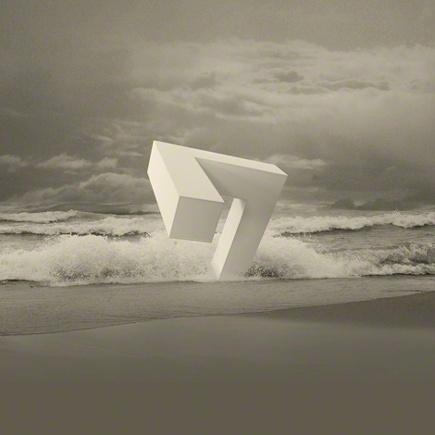Tanya-Johnston-Escher.jpg (JPEG Image, 435x435 pixels) #tanya #illustration #art #surreal #beach #johnston