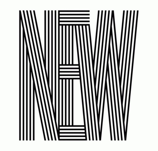 V Magazine on the Behance Network #new #type #lines #typography