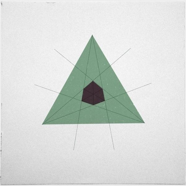 BLACKARTY #geometric #green