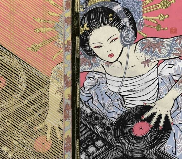Asian Super girls! on the Behance Network #draw #illustration #asian