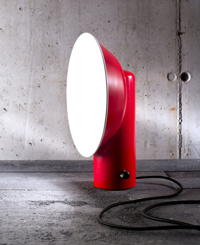Reverb Table Lamp by Alessandro Zambelli - #lamp, #design, #lighting, lights, lighting design