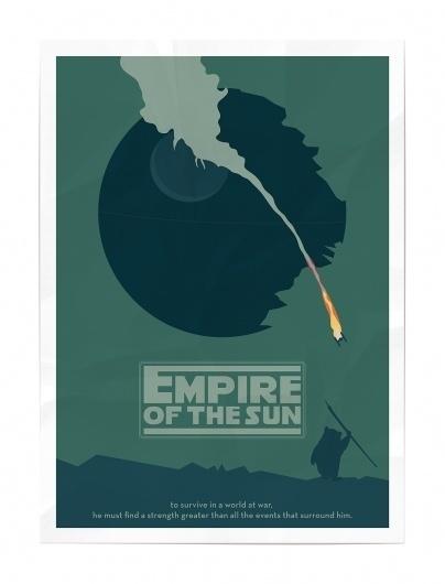 empire-of-the-sun.jpg (1000×1310) #star #movie #wars #poster