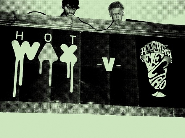 Hot Wax - Eimear O'Connor #design #typography