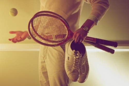 welcomeback! #lacoste #photography #retro #tennis