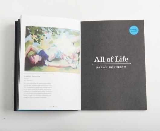 Dever Elizabeth #design #book #wood #spread #photography #type #layout #magazine #typography