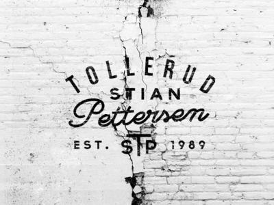 STP #brick #logo #white