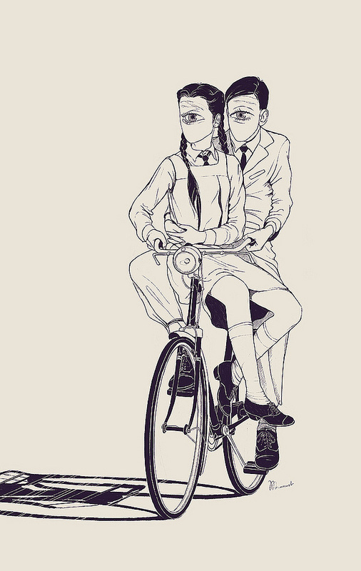 7826973472_1554b155a8_c #in #ciclopes #bicycle