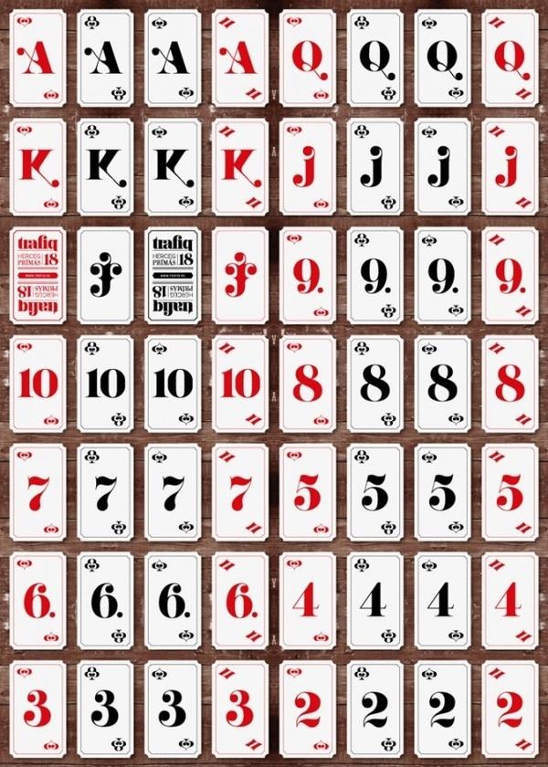 Trafiq Bar Identity9 #cards