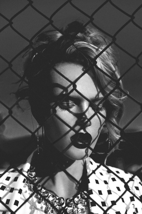 Anne Vyalitsyna by Koray Birand for Harper's Bazaar Turkey #model #girl #photography #portrait #fashion #beauty