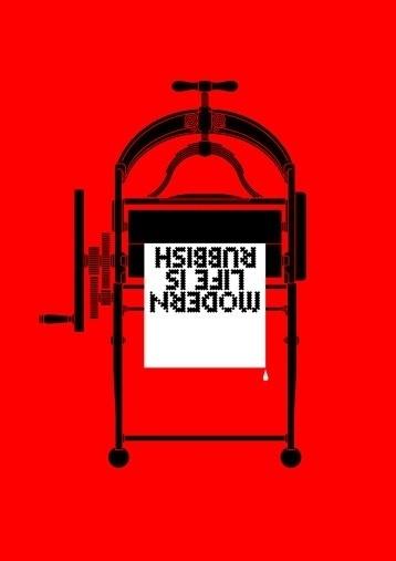 0809_build.jpg 358×507 pixels #red #build #print #design #letterpress #black #illustration #poster