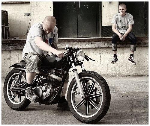 [wrenchmonkees.jpg] #motorbike #racer #cafe #rider #motorcycle