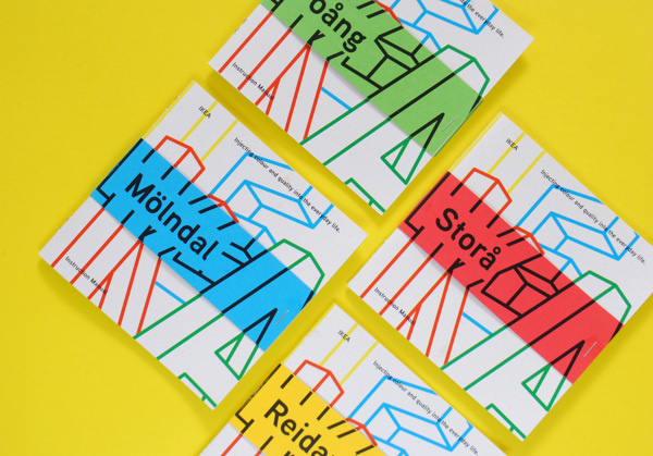 IKEA Visual Identity #typography #cover #editorial