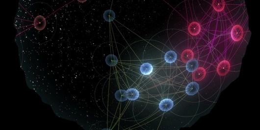 projects / Celestial Mechanics #stars #visualization