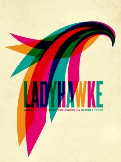 GigPosters.com - Ladyhawke #poster